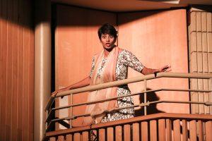 Singing Drusilla, Monteverdi - Poppea
