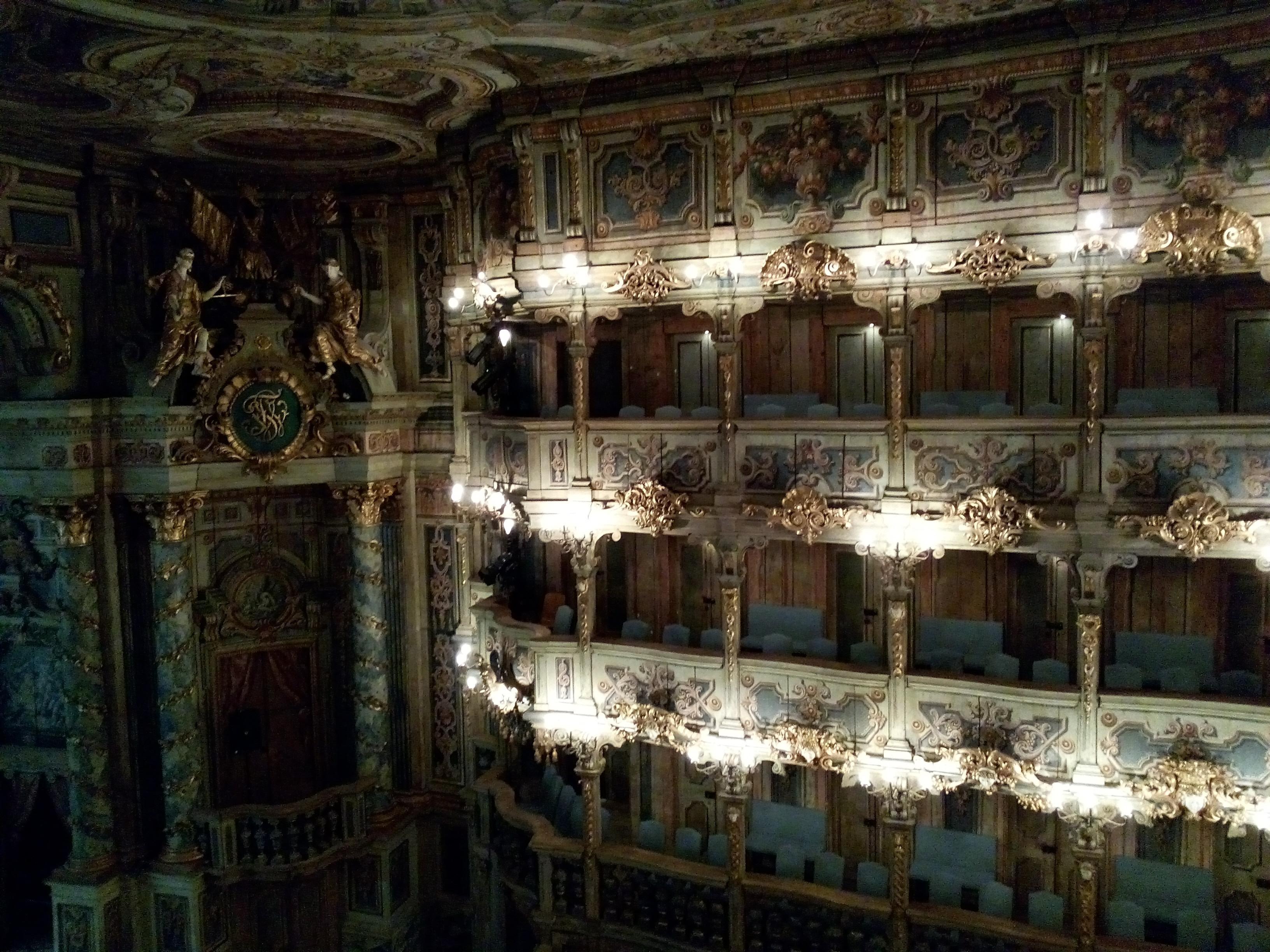 Markgräfisches Theater Bayreuth