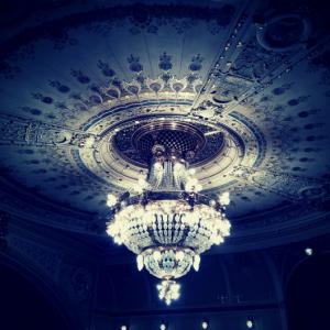 chandelier pilzn